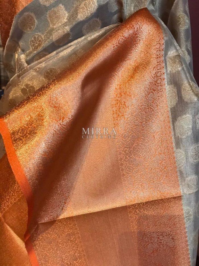 Kora Tissue Silk Saree